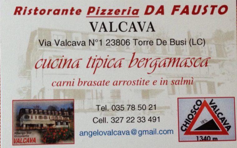 Ristorante Pizzeria da Fausto